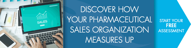 Discover How Your Pharmaceutical Sales Organization Measures Up. Start Your Free Assessment.