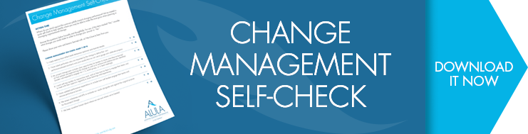 Change Management Self-Check